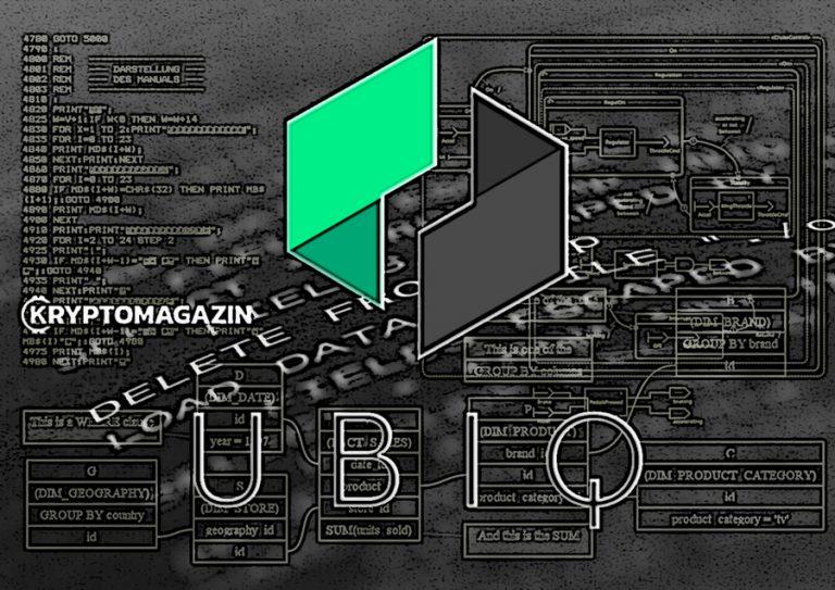 Ubiq zvažuje přechod na algoritmus ProgPoW