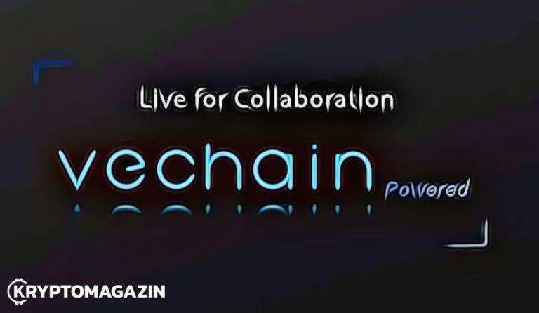 VeChain spustí v sobotu 30.6.2018 vlastní MainNet