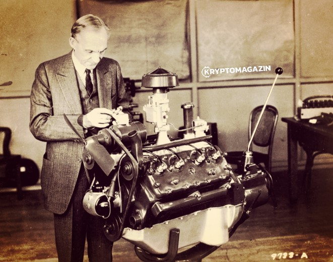 [Osobnost] Henry Ford – Přes 20 let šel za svým snem a stal se miliardářem