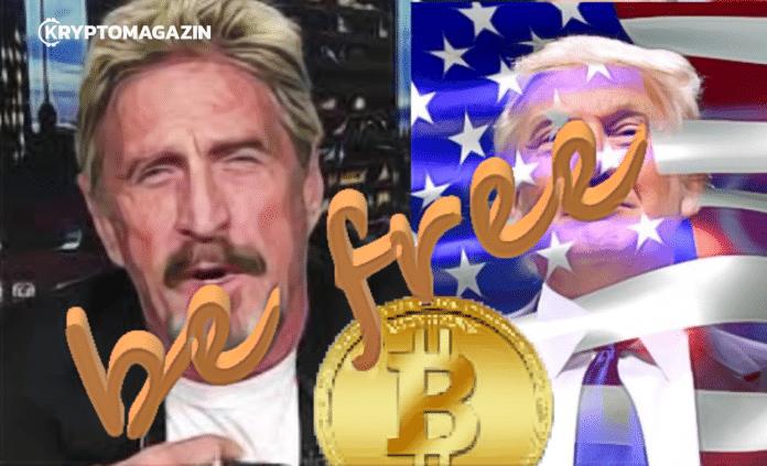 [Zprávy] John McAfee je na útěku z USA, údajně kvůli kryptodaňovým podvodům • Bitcoiny nejsou peníze, tvrdí jihoafrická rezervní banka…