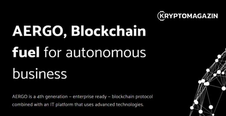ICO Aergo – Blockchain pro podniky a konkurence EOS
