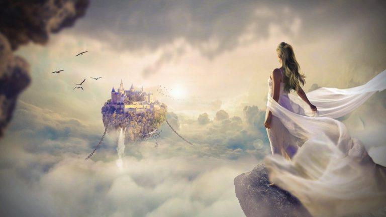 Soustřeďte se na své sny a přání, peníze jsou pouhým prostředkem