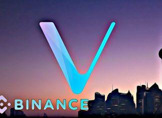 binance vechain-logo