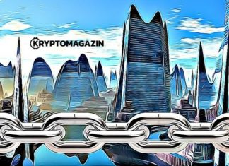 new york times blockchain