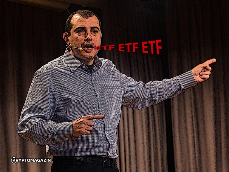 Andreas Antonopoulos: Bitcoin ETF není dobrý nápad