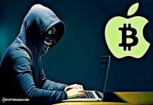 applejeus hack bitcoin hacker