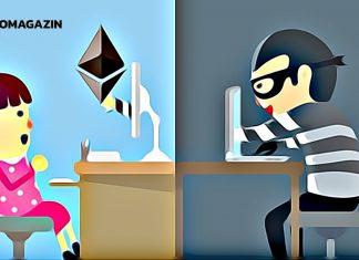 scam podvod ethereum