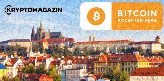 praha bitcoin accepted