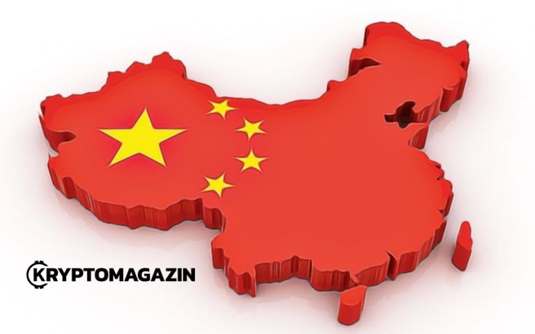 Čína přichází s novou platební platformou postavenou na blockchainu