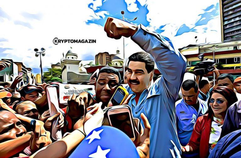 Obchod s Bitcoinem ve Venezuele dosahuje nových výšin
