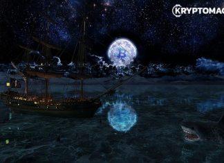 žralok, moon