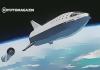 vesmír raketa
