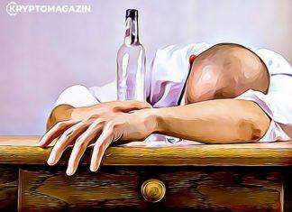 opilec, lahev