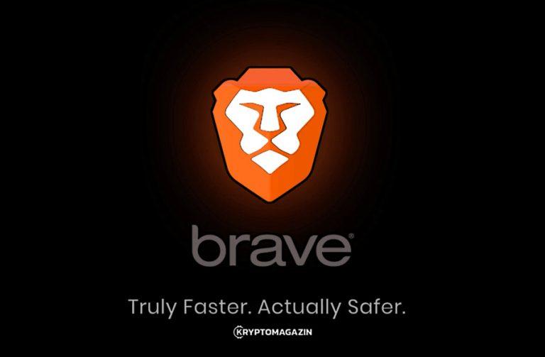 Vydělávat kryptoměny používáním prohlížeče? Ano, přes Brave browser je to možné!