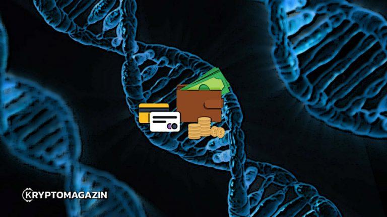 Heslo peněženky (seed) v DNA je realita – klady a zápory