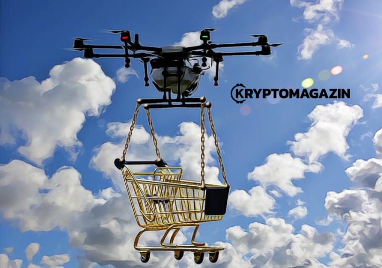 Walmart chce využívat blockchain pro AI drony a roboty