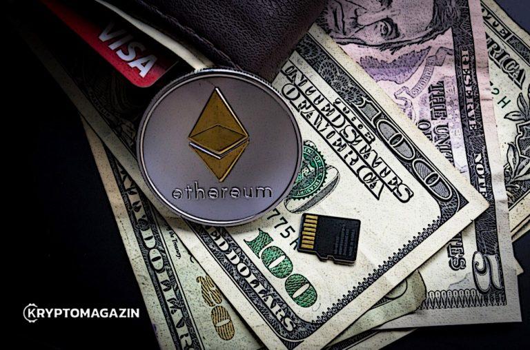 ICO projekty zatím nesměnily svá Etherea za dolary – máme se obávat?