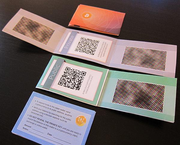 [Návod] Jak vybrat Bitcoin z papírové peněženky? (Paperwallet)