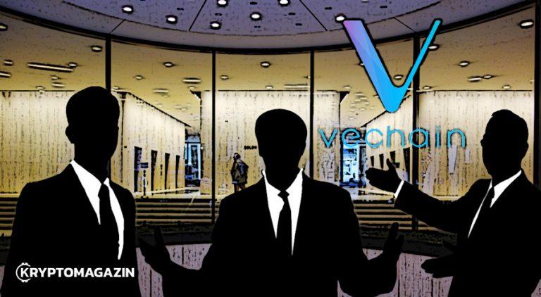 VeChain po ohlášení spolupráce s významnou pojišťovnou posílil o 10 %