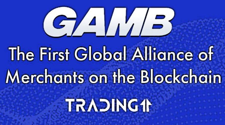 ICO Gamb (GAMB) – Blockchainová konkurence pro Amazon?