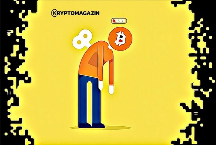 bitcoin tired