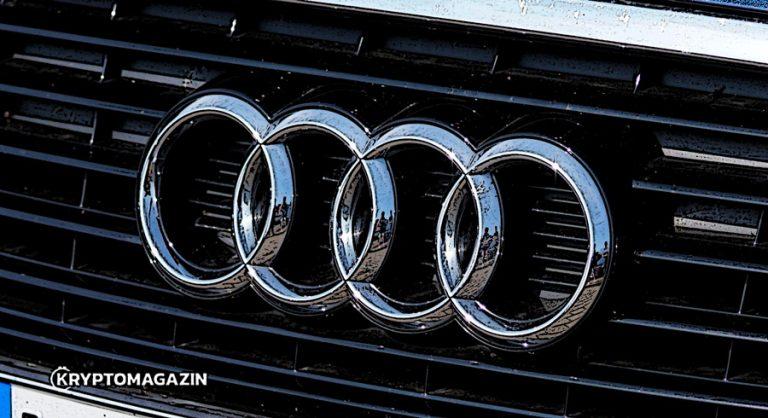 Německá automobilka Audi obdržela pokutu 20 miliard Kč za porušení emisních norem