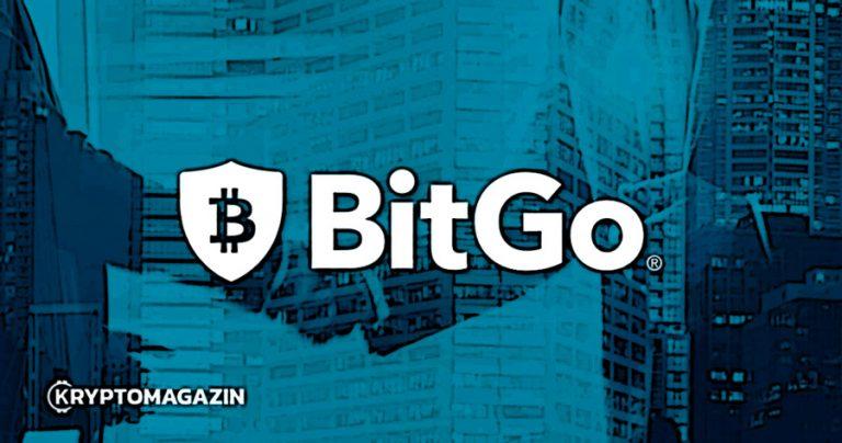 Goldman Sachs investuje miliony dolarů do firmy BitGo, která spravuje kryptoměny