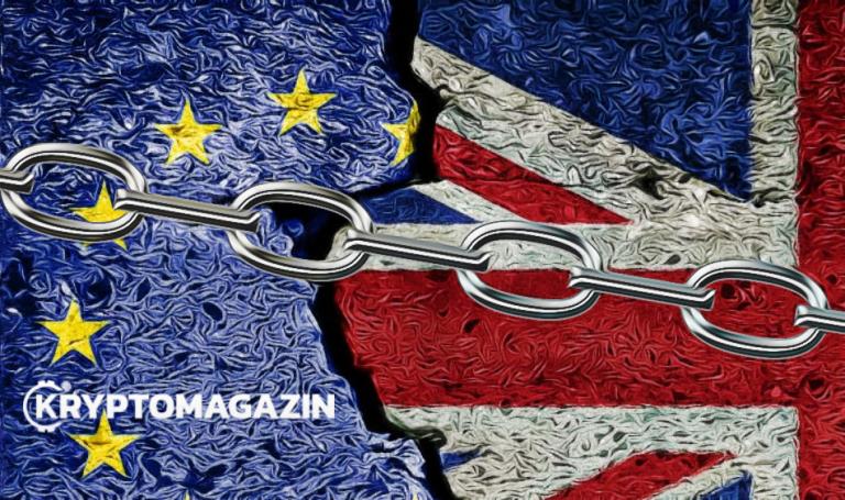 Blockchain jako nástroj pro zmírnění následků Brexitu