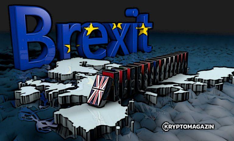 Brexit může ohrozit postavení kryptoměn ve Velké Británii
