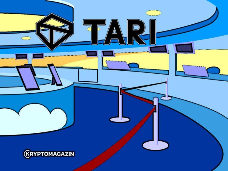 ICO Tari – blockchain na prodej digitálních předmětů a vstupenek