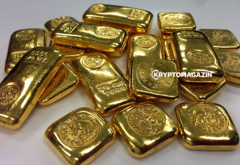 [Finance] Investice do zlata před krizí se vyplatí – Vaše úspory se mohou až zdvojnásobit!