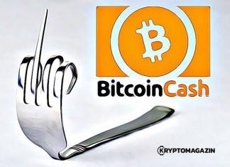 BitcoinCash fork