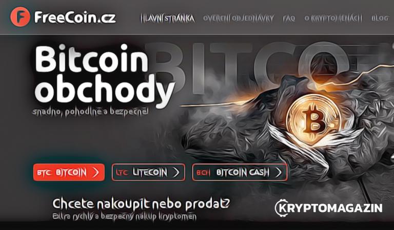 [RECENZE] Směnárna Freecoin – vyplatí se ji používat?