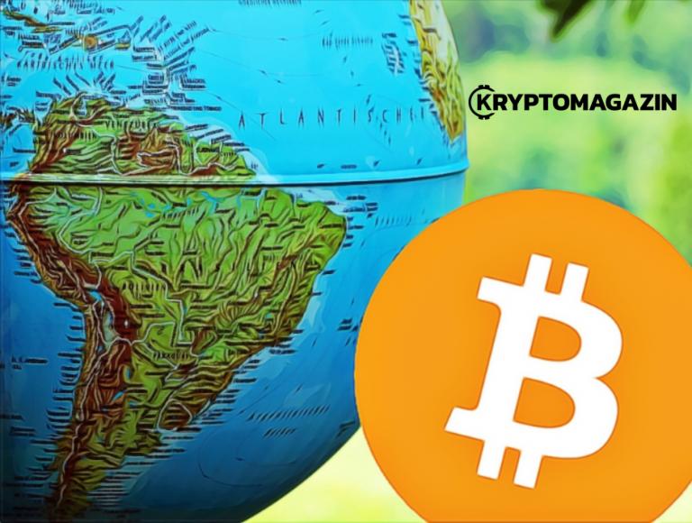 Bitcoin by rád dobyl Latinskou Ameriku