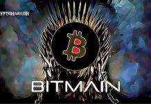 bitcoin bitmain logo