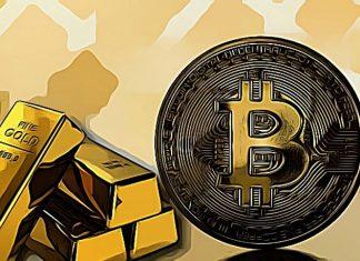 Bitcoin-zlato-korekce