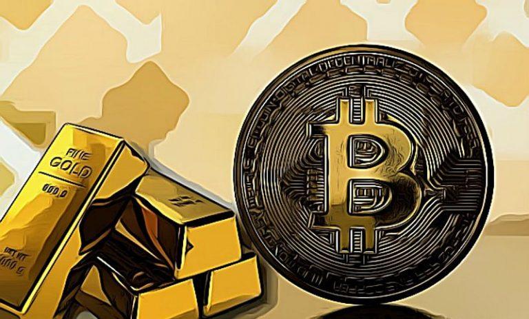 Inverzní korelace mezi Bitcoinem a akciemi? Zatímco indexy padaly, Bitcoin stoupal