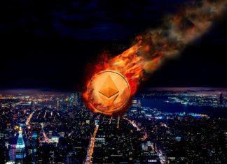Ethereum flash crash