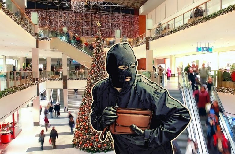 Ukradené Vánoce – finanční údaje čtvrtiny nakupujících z ČR skončily ve špatných rukách