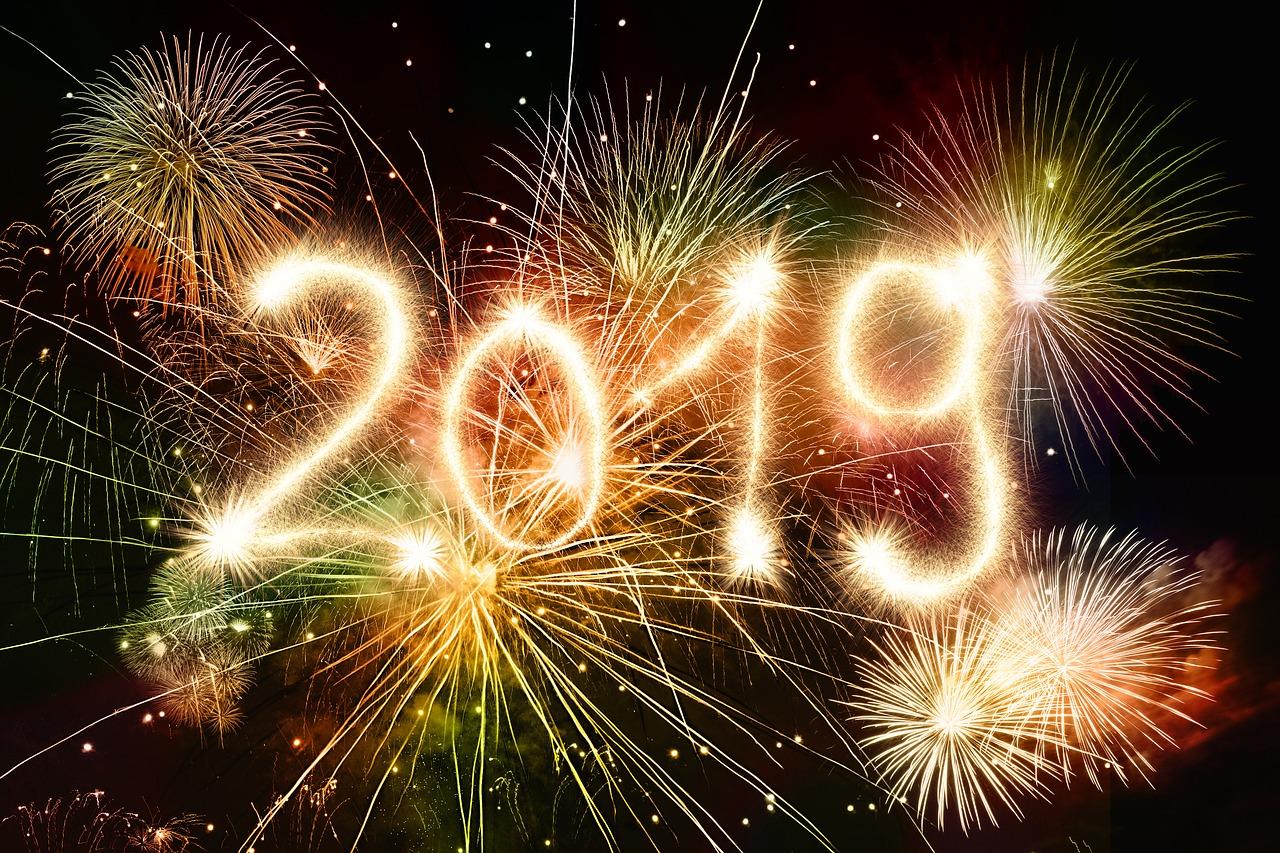 Šťastný Nový rok 2019! - Slepačí úlet c3a262acbf2
