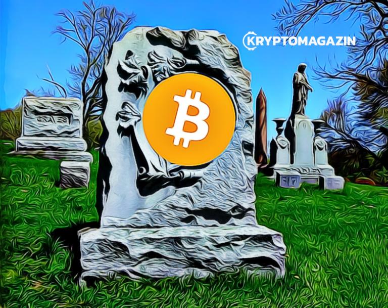 Bitcoin zemřel v očích médií v roce 2018 zhruba 90krát – Ve skutečnosti však trh pochoval na 1000 altcoinů