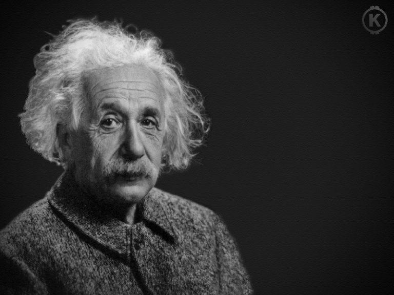 [Osobnost] Albert Einstein • 5 citátů a několik zajímavostí ze života slavného vědce