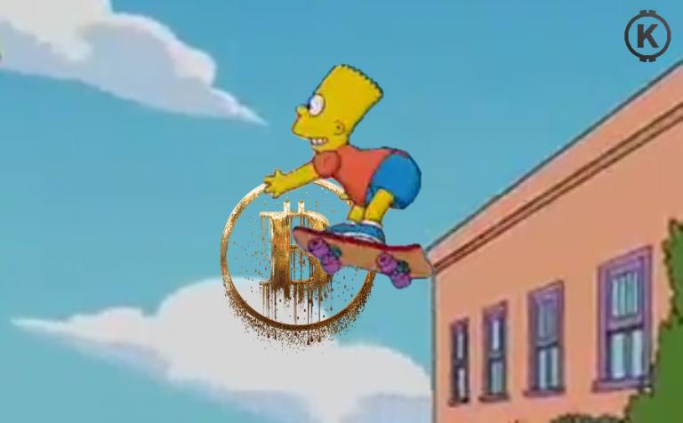 [HODL] Bart sjíždí Bitcoin! TOP 19 slangových výrazů a zkratek z kryptosvěta