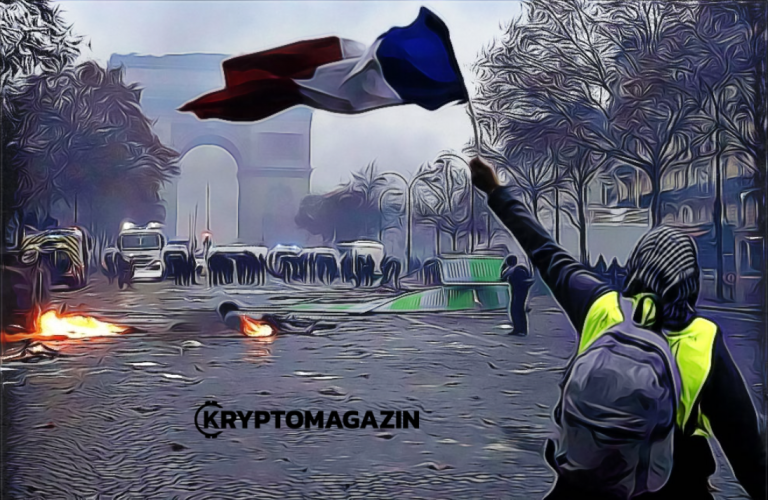 Francie v problémech – protesty mohou způsobit bank run ale i pád eura