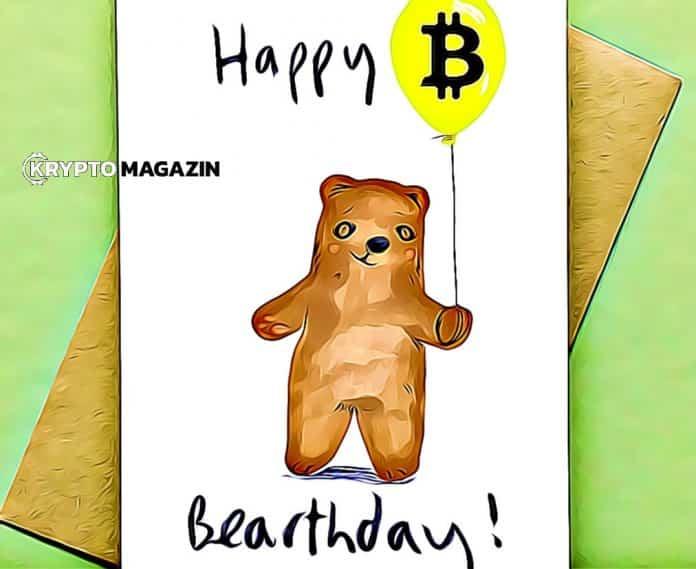 Bear market slaví narozeniny – Kryptoměnová bublina praskla přesně před rokem!