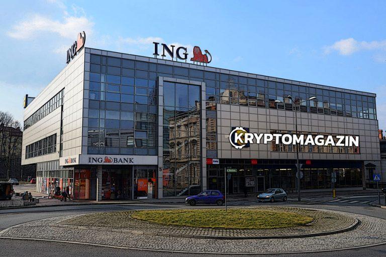 SpolečnostING uzavřela smlouvu s konsorciem R3, obdrží blockchainové řešení