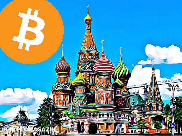 Začnou Rusové nakupovat krypto díky novému zákonu?