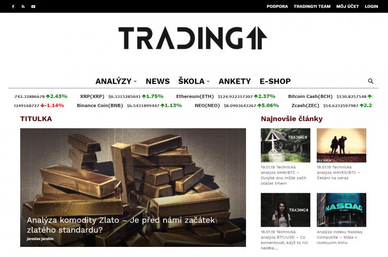 Tři články z Trading11, které byste si měli přečíst – Získejte všeobecný přehled o dění ve světě