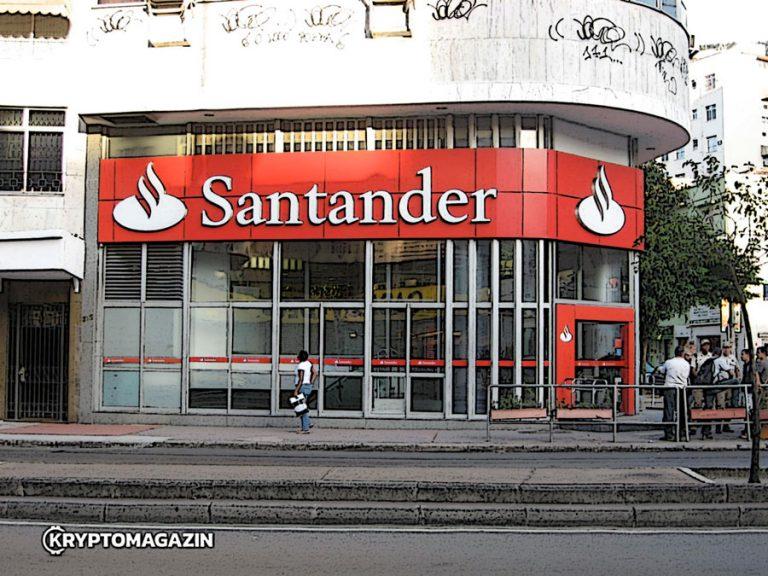 Banka Santander prohrála soud s burzou kryptoměn – Vracejte a plaťte