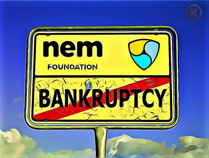 NEM, bankrot, značka